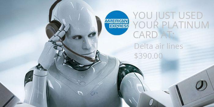 American express доверила общение с клиентами роботам