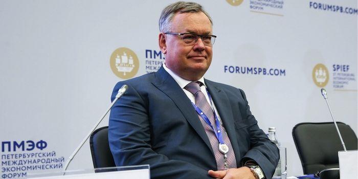 Андрей костин — о войне против россии, давлении регуляторов и китайском юане