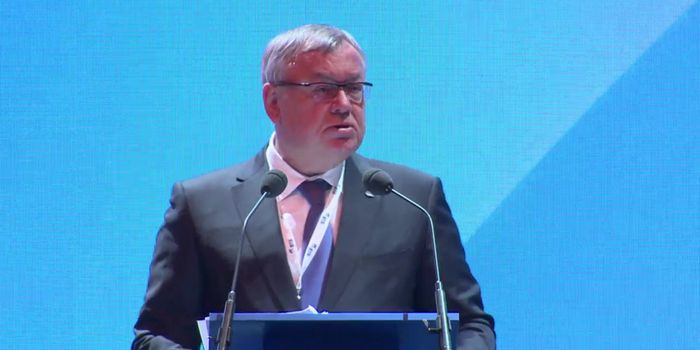Андрей костин: «украинские власти ставят нам палки в колеса»