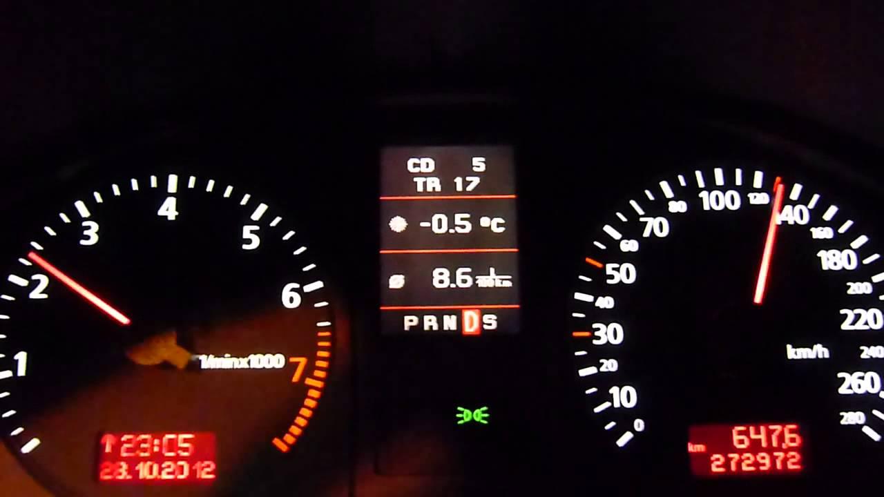 Ауди а4 расход топлива
