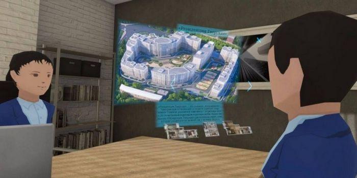 Банк «открытие» создает виртуального риэлтора