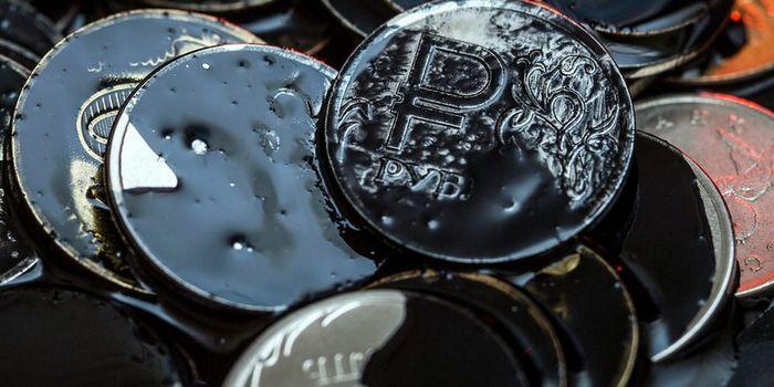 Биржевые торги нефтью марки urals окажут поддержку рублю