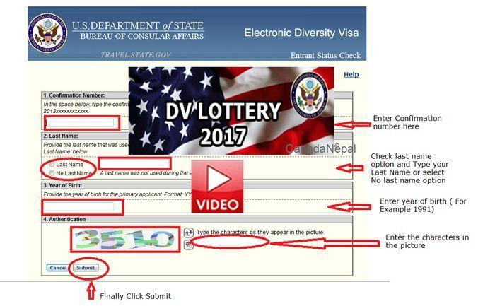 Что такое diversity visa