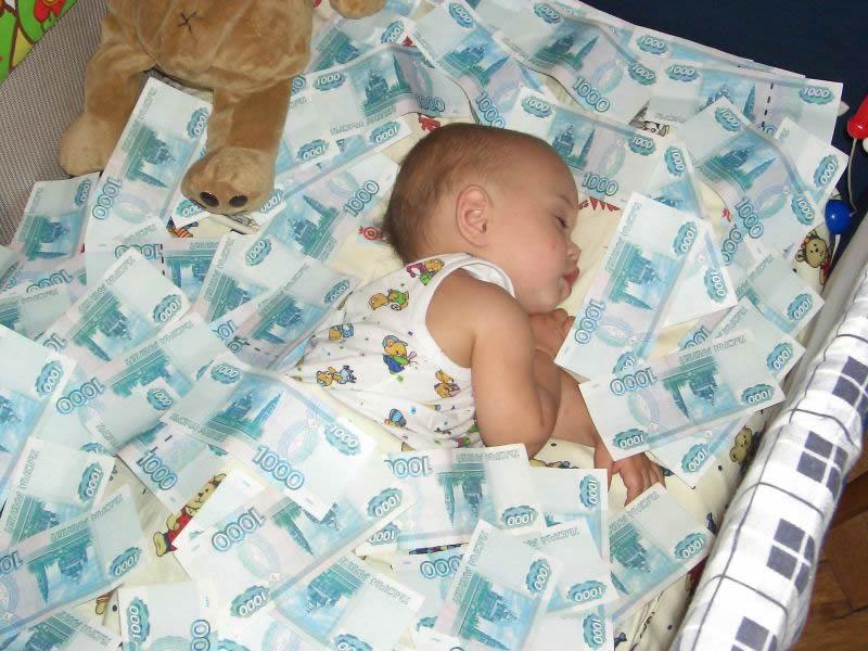 Детский капитал на второго ребенка в 2015 году отменят