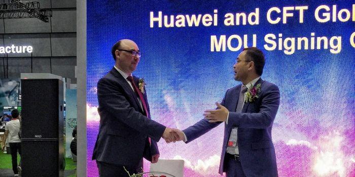 «Диасофт» и цфт тестируют оборудование huawei для банков
