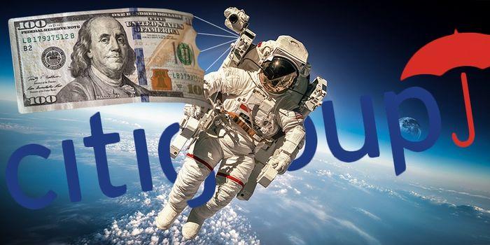 Главный валютный стратег citigroup отправляет доллар в космос