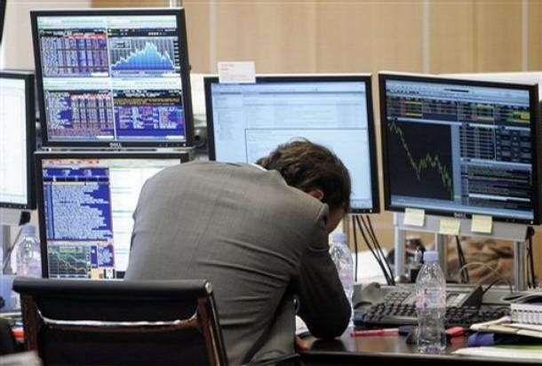 Из за чего произошел финансовый кризис