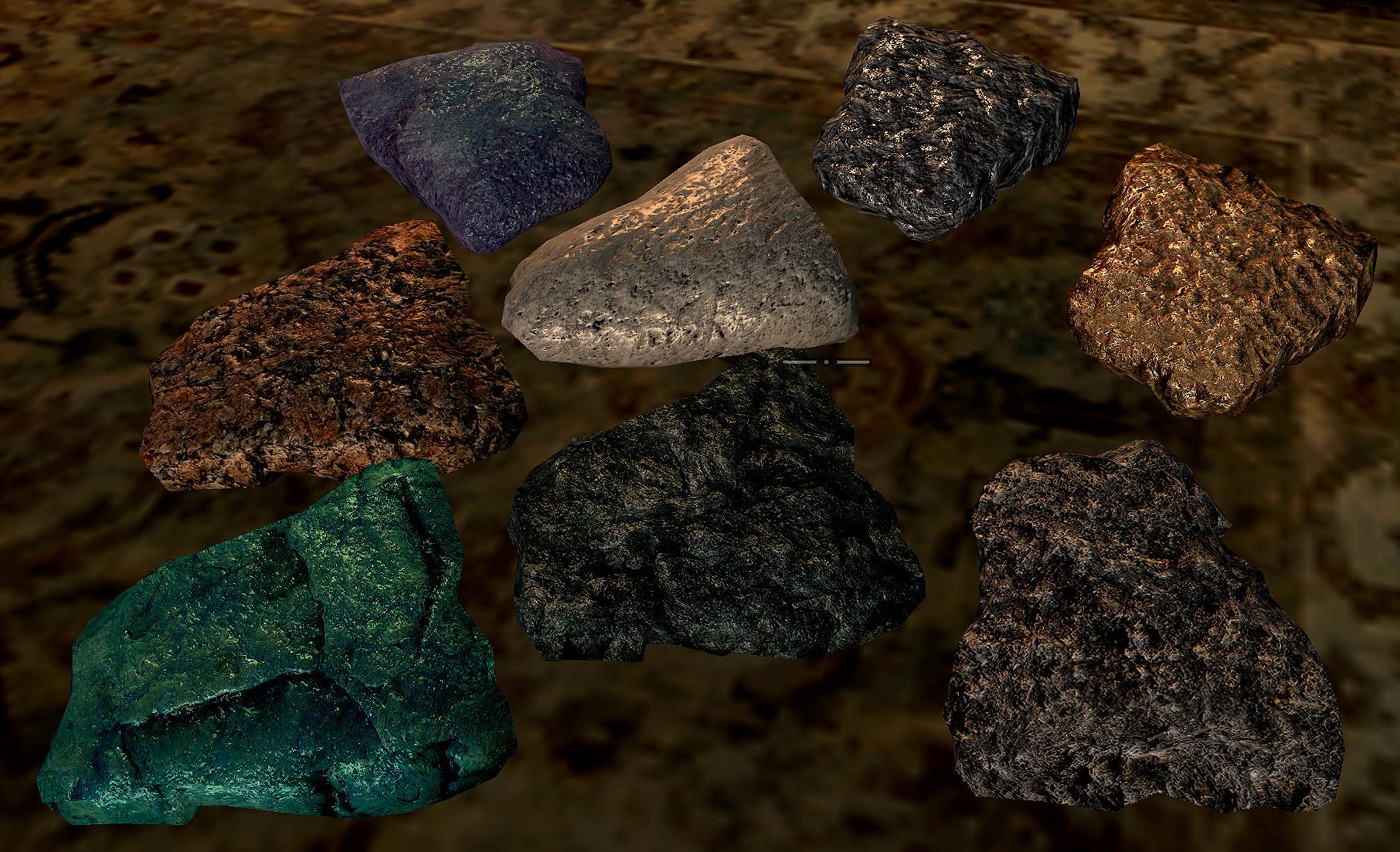 Как из руды сделать слиток