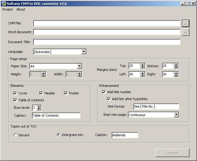 Как конвертировать chm в fb2
