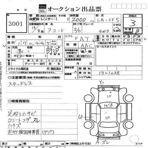 Как купить авто с японского аукциона