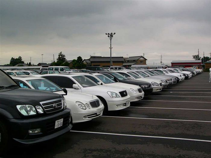 Как купить машину с японского аукциона