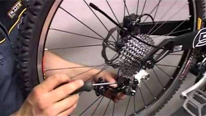 Как настроить велосипед своими руками