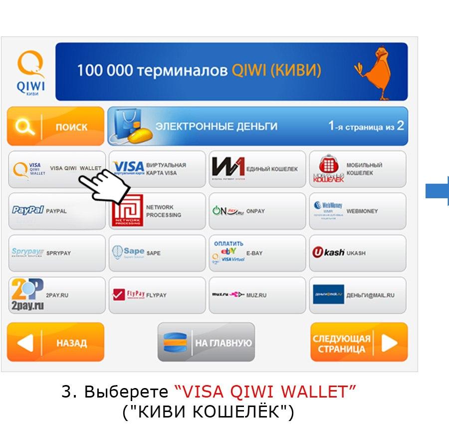 Как оплатить wow через visa
