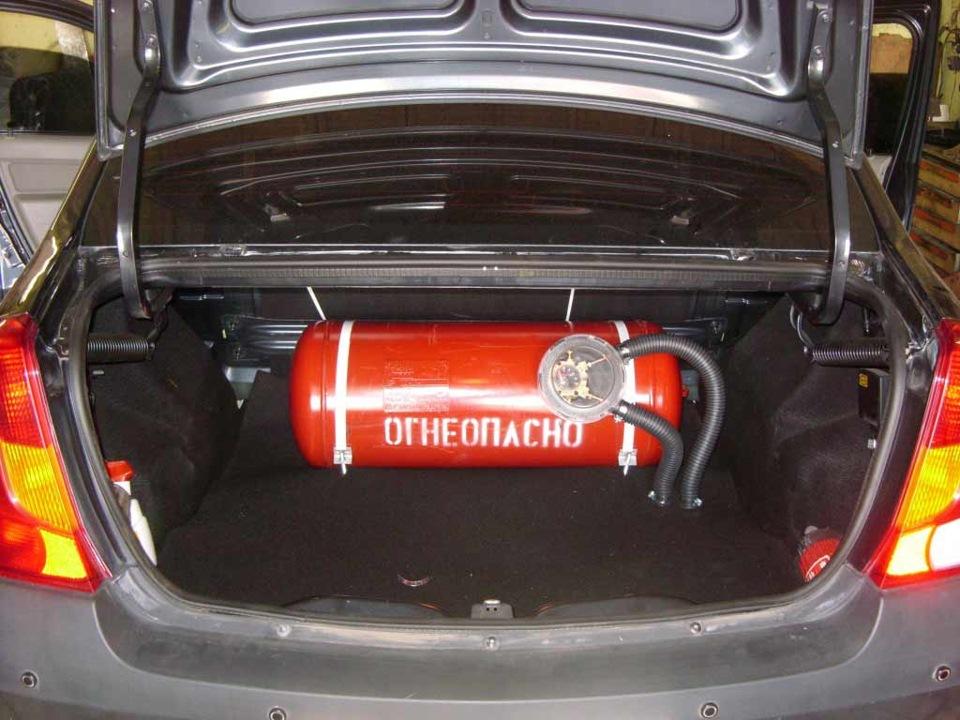 Как отрегулировать расход газа на авто