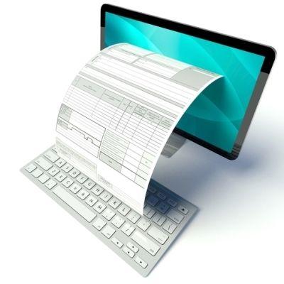 Как подать налоговую декларацию через интернет?