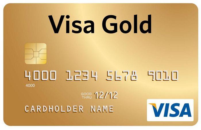 Как получить карточку visa в украине