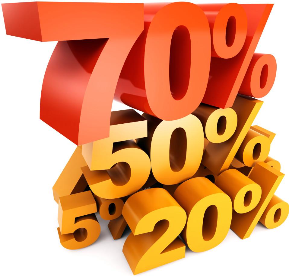 Как рассчитать проценты математика