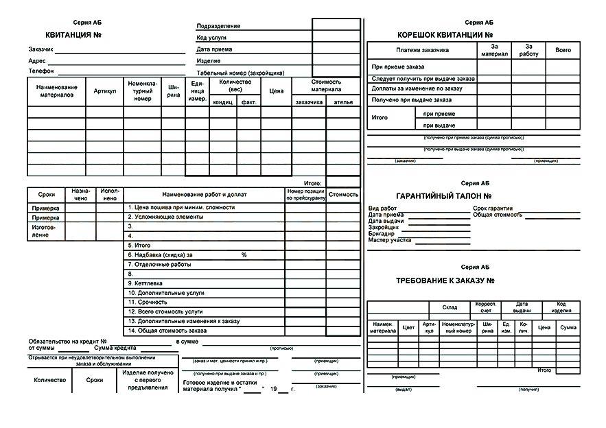 Как сделать финансовый отчет