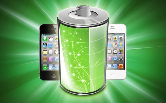 Как уменьшить расход батареи iphone 4s