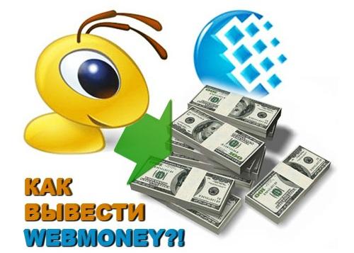 Как вывести деньги с webmoney как вывести деньги с webmoney без потерь?