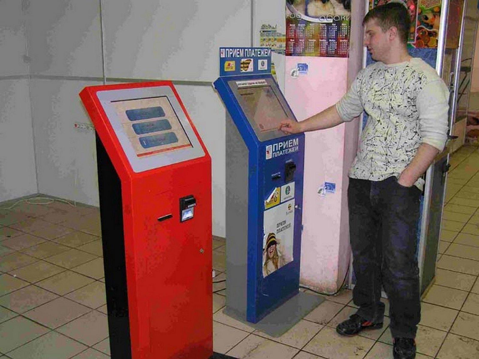 Как заработать на терминалах оплаты