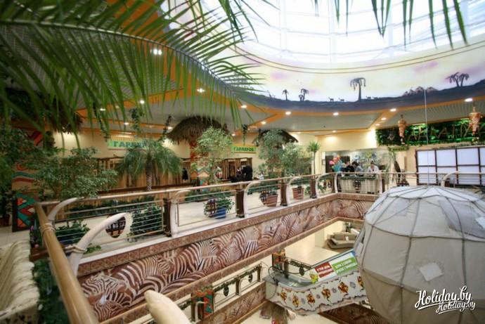 Какой аквапарк лучше терминал или дрим таун