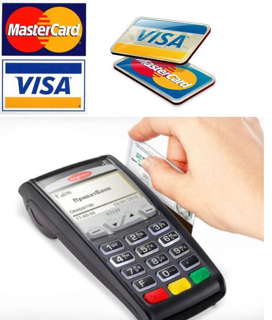 Каковы основные правила проведения платежа пластиковой картой через pos-терминал в магазине и в ресторане?