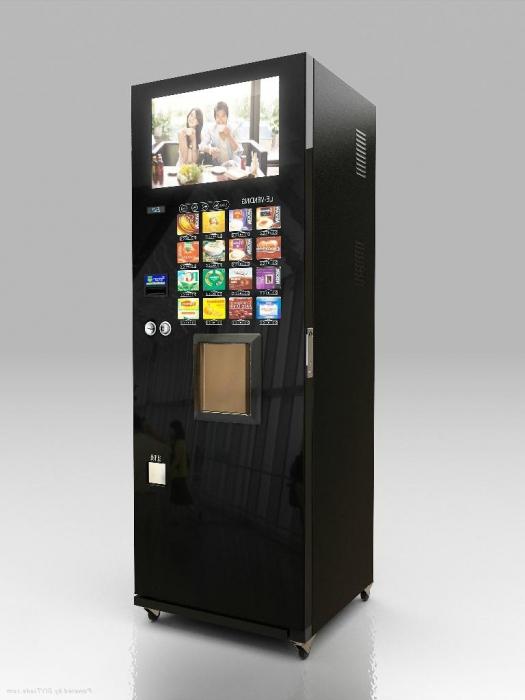Кофе-автоматы как бизнес от а до я