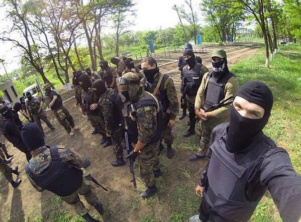 Командир батальона азов: самая страшная ошибка власти – политические переговоры с сепаратистами