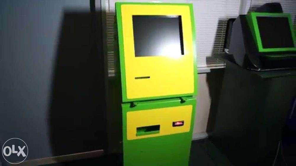 Лотерейный терминал. лотоматы. обзор оборудования