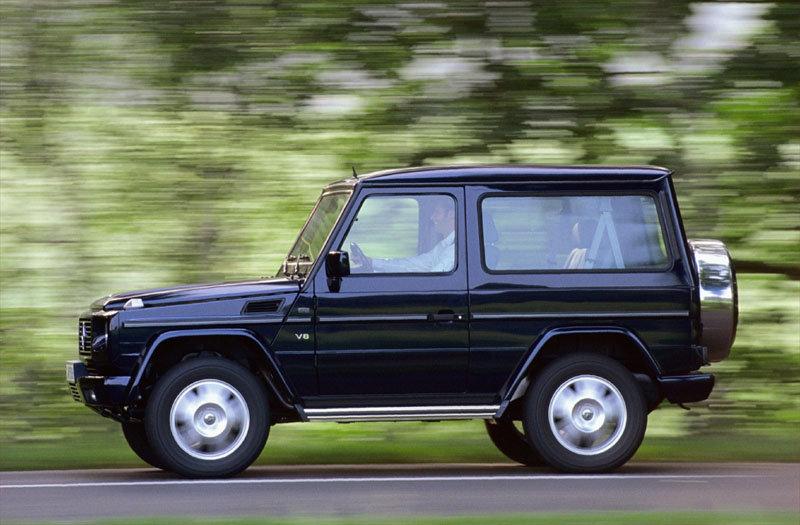 Mercedes-benz g-class - отзыв владельца