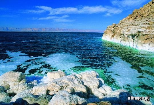 Мертвое море: состав и свойства, купание в мертвом море
