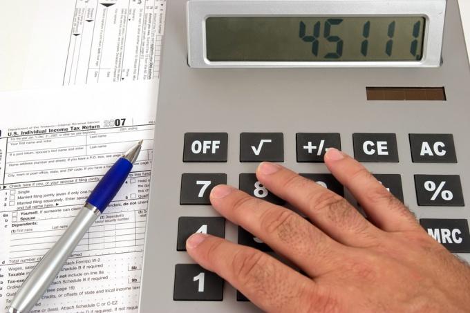 Налоговая декларация: кто должен ее сдавать