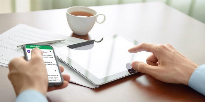 Обновления мобильных приложений №23: альфа-банк, бинбанк и втб24 улучшили приложения для android