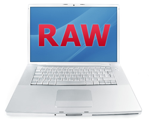 Обработка raw. выбор raw-конвертера
