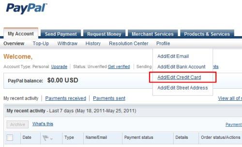 Paypal credit что это