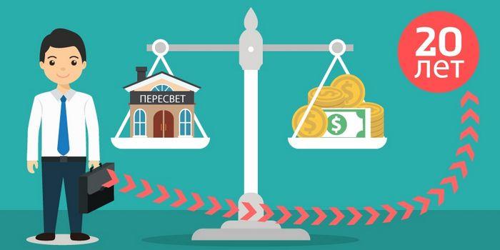 Первые выплаты кредиторам банка «пересвет» пройдут 24 апреля