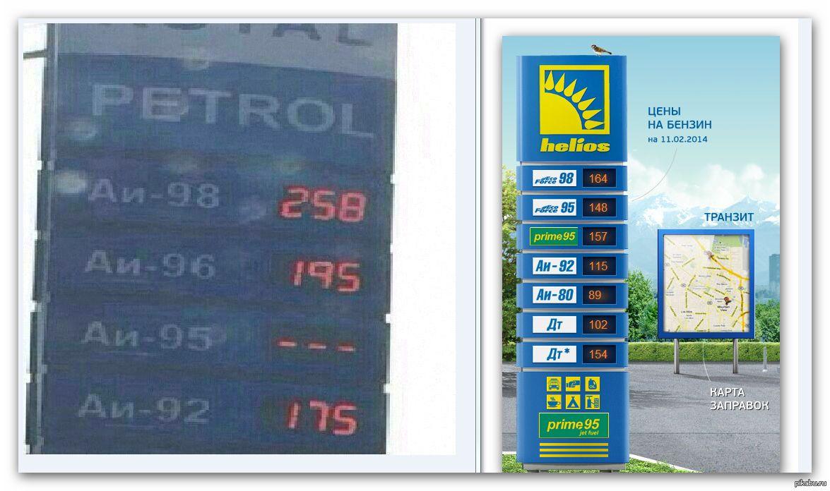 Почему дефицит бензина