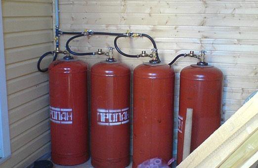 Расход газа на отопление дома - потребление газа котлом на примерах