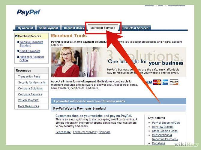 Регистрация paypal в украине