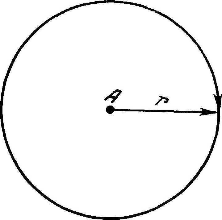 Сколько процентов составляет радиус окружности от ее диаметра