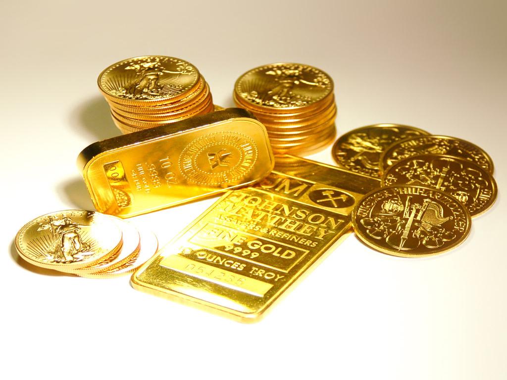 Сколько стоит слиток золота 100 грамм