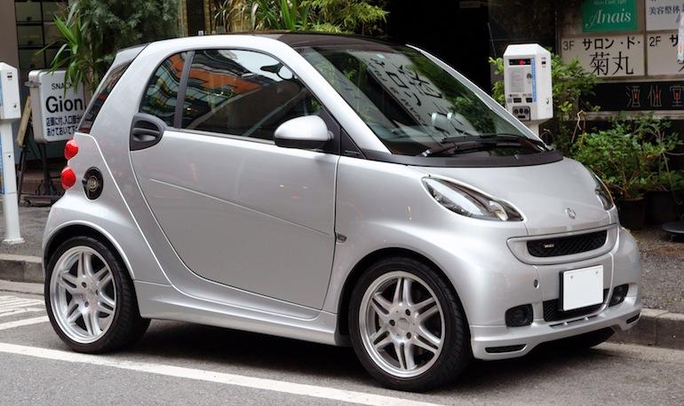 Топ-5самых экономичных машин по расходу топлива