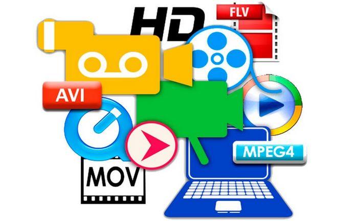 В какой формат конвертировать видео для dvd